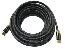 OMNIHIL Replacement 30FT HDMI Cable For Visoud MINI Portable Projector
