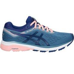 ASICS GT-1000 7 Wmns Running Shoes 8.5 Blue