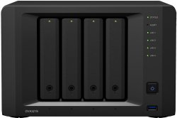 SYNOLOGY - DVA3219 4 Bay Network Video Recorder