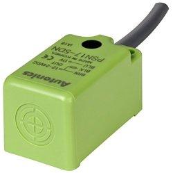Autonics PSN17-5DP Sensor Inductive Prox 17MM Square 5MM End Detection Dc Pnp No 3 Wire 10-30 Vdc