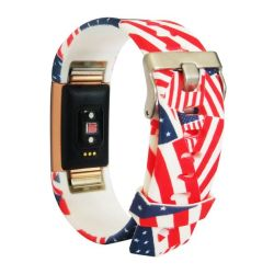 Pattern Band For Fitbit Charge 2 - Usa