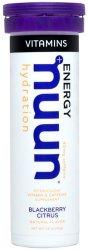 Nuun Energy Vitamins Blackberry Citrus