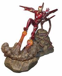 Diamond Select Toys Marvel Premier Collection: Avengers Infinity War: Iron Man MK50 Resin Statue
