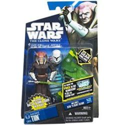Hasbro Toys Star Wars 2011 Clone Wars Animated Action Figure Cw No. 48 Clone Commander Wolfe
