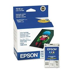 Epson Color Ink Cartridge - 018201 - T018201