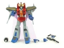 Hasbro Transformers Superposeable Collection Scf 07 Animated Movie Starscream