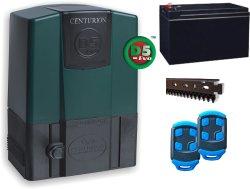 Centurion D5 Evo Motor Kit Incl 2 X Nova Tx Rx Battery 4m Steel Rack