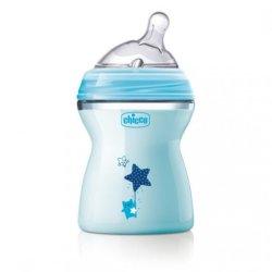Natural Feeling Bottle 2 Months 250ML Blue