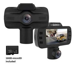 Mygekogear: Owlscout Front & Cabin Full HD 1080P Dash Cam In One Device Built In Wi-fi And Gps Logging With Front Sony Exmor Sen