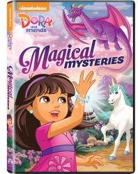 Dora & Friends: Magical Mysteries Dvd