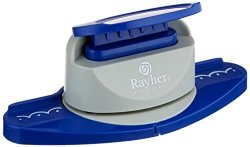 Rayher Semicircle Border Puncher Blue 18.5 X 9 X 6.5 Cm