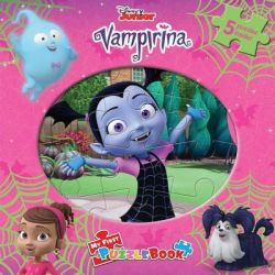 Disney Junior Vampirina: My First Puzzle Book