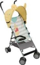 Winnie-The-Pooh Winnie The Pooh - Hello Funshine Stroller