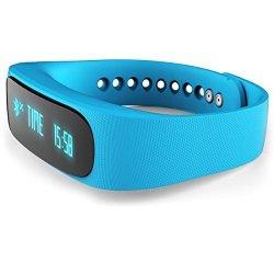 EFOSHM Black Fitness Safe E3 Smart Bracelet Watch Bluetooth Wireless Sedentary Sport Reminder Sleep