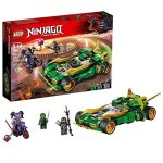 LEGO Ninjago Ninja Nightcrawler 70641 Building Kit 552 Piece