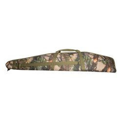 "Buffalo River 48"" Camo Carry Pro Deluxe II Scoped Gun Bag"