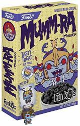 Funko Pop Exclusive Mumm-ra Thundercats Cereal W pocket Pop