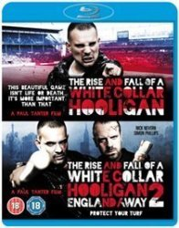 The Rise And Fall Of A White Collar Hooligan white Collar... Import Blu-ray