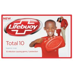Lifebuoy - Hygiene Soap Total 175G