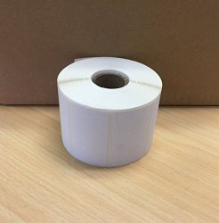 "Blank Labels 3"" X 1"" Direct Thermal Fba Labels Fn Sku. 1 375 Per Roll On 1"" Cores. Compatible With Desk Top Zebra Printers. 3X1 Blank"