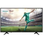 """Hisense LEDN50A6100UW 50"""" UHD Smart LED TV"""