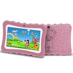 """Duoduogo Kids Tablet 7"""" HD Display With Child Friendly Interface 2GB+32GB Android 6.0 Wifi Bluetooth USB Plus Kid Model Pre-inst"""
