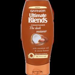 Garnier Ultimate Blends Sleek Perfector Coconut Oil & Coco Butter Conditioner - 200ml
