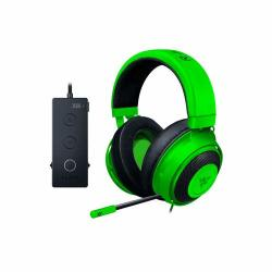 Razer Kraken Tournament Edition Green 3D Acoustic Gaming Headset RZ04-02051100