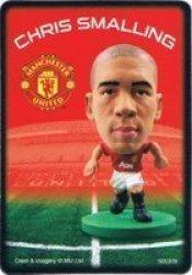 Soccerstarz Figure - Man Utd Chris Smalling - Home Kit 2014 Version