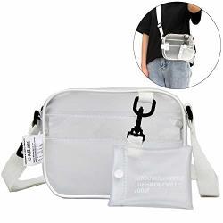 8632fb380e6f Relavel Travel Makeup Bag Clear Toiletry Bag Portable Cosmetic Case  Organizer Shoulder Bags Womens Handbags Ladies Purses | R780.00 | Haircare  | ...