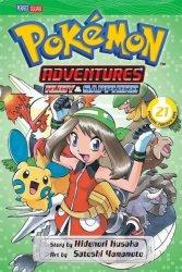Pokemon Adventures Vol. 21