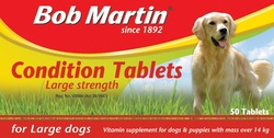 Bob Martin - 100 Conditioning Tablets