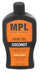 MPL Hair Oil Coconut 125 Gr