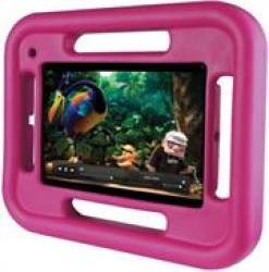 Promate Fellymini Multi-Grip Shockproof Impact Resistant Case For iPad Mini - Pink
