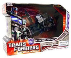 Transformers Nemesis Prime 2008 Sdcc Exclusive