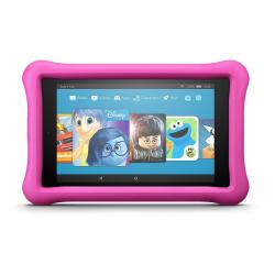"""Amazon All-new Fire HD 8 Kids Edition Tablet 8"""" HD Display 32 Gb Pink Kid-proof Case"""