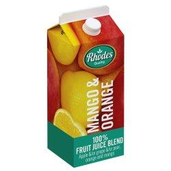 Rhodes Long-life Fruit Juice Mango & Orange 2 L