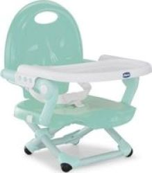 Chicco - Pocket Snack Booster Seat - Mod Mint