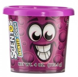 Scentos 4OZ. Scented Dough Grape