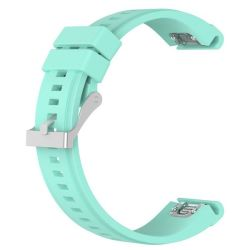 Replacement Classic Silicone Bands For Fenix 5X - Mint 26MM