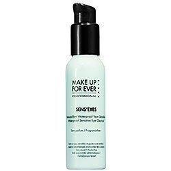 USA Make Up For Ever Sens'eyes - Waterproof Sensitive Eye Cleanser 3.38 Fl. Oz -gel Makeup Remover For Eyes And Lips...