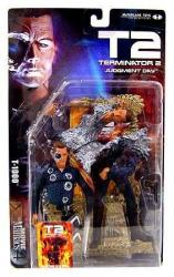 McFarlane Toys Movie Maniacs 4: Terminator 2 T-1000 Action Figure By Unknown