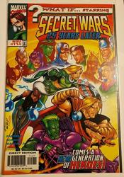 What If 114 Comic Book - Last Issue - Secret Wars - 1ST Appearance Of The Crusader Sharon Rogers Captain America's Daughter - Very Fine Condition