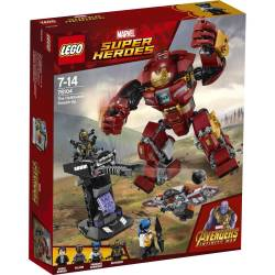 Lego Marvel Super Heroes The Hulkbuster Smash-up 7+ Years 76104
