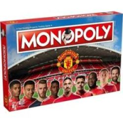 MONOPOLY Manchester United 2017 18