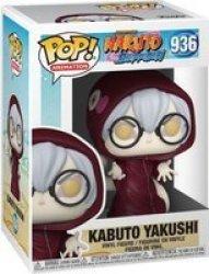 Pop Animation: Naruto Shippuden - Kabuto Yakushi Vinyl Figure