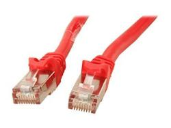 Rosewill 3-FEET Cat 6A Red Screened Shielded Twist Pairing Enhanced 550MHZ Networking Cable RCNC-12050