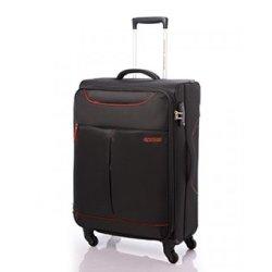 American Tourister Black & Red Sky Spinner 68CM - 39002