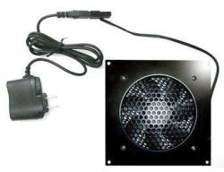 Cabcool 1201 Lite Single 120MM Fan Cooler Kit For Cabinet home Theater