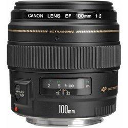 Canon EF 100mm F 2 USM Lens